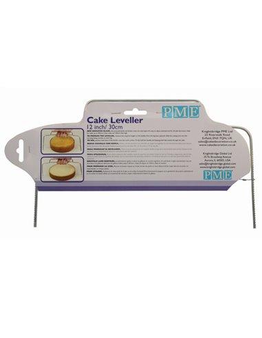 PME Nivelador de Tartas Pequeño 30 cm