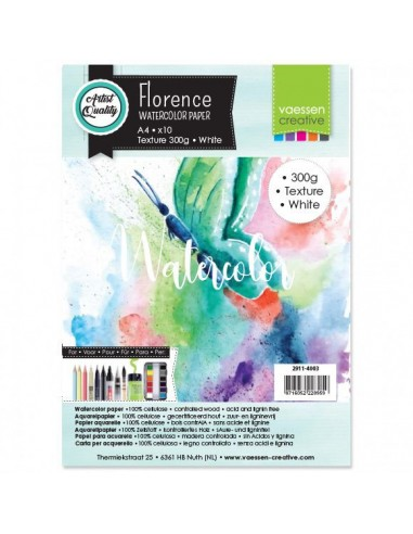 Florence • Textura de papel de...