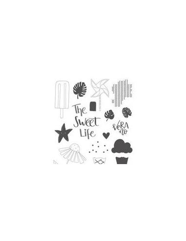 Summer Stories - Set de sellos The...