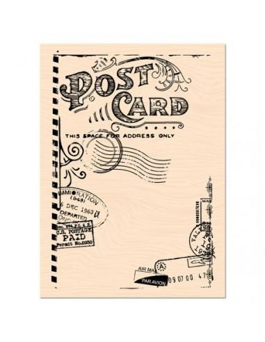 Sello Postcard - Les Ateliers de Karine