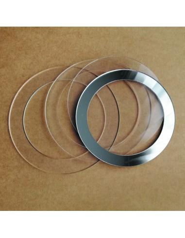 Shaker Aro de espejo 15 cm