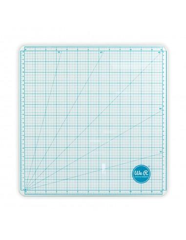 Tabla de corte de vidrio 33 x 33 cm