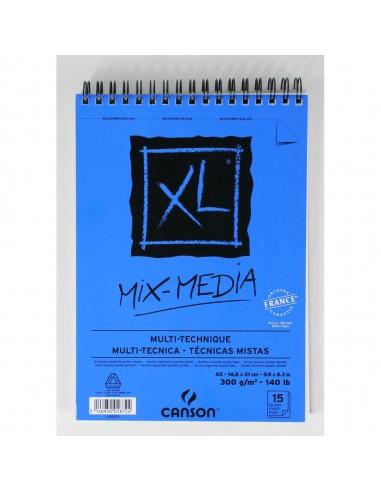 BLOC XL MIXMEDIA 14,8X21 (15HJ)...
