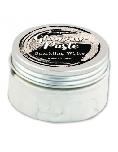 Glamour Paste 100 ml. Sparkling White