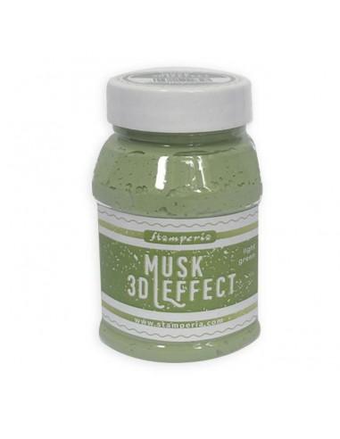 3D Musk effect 100ml. Light green