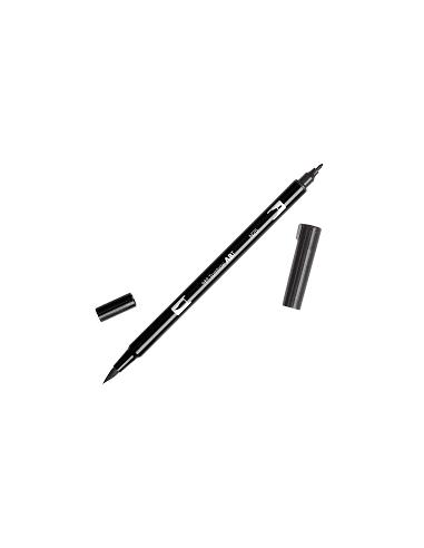 Rotulador Tombow - N25 Lamp Black
