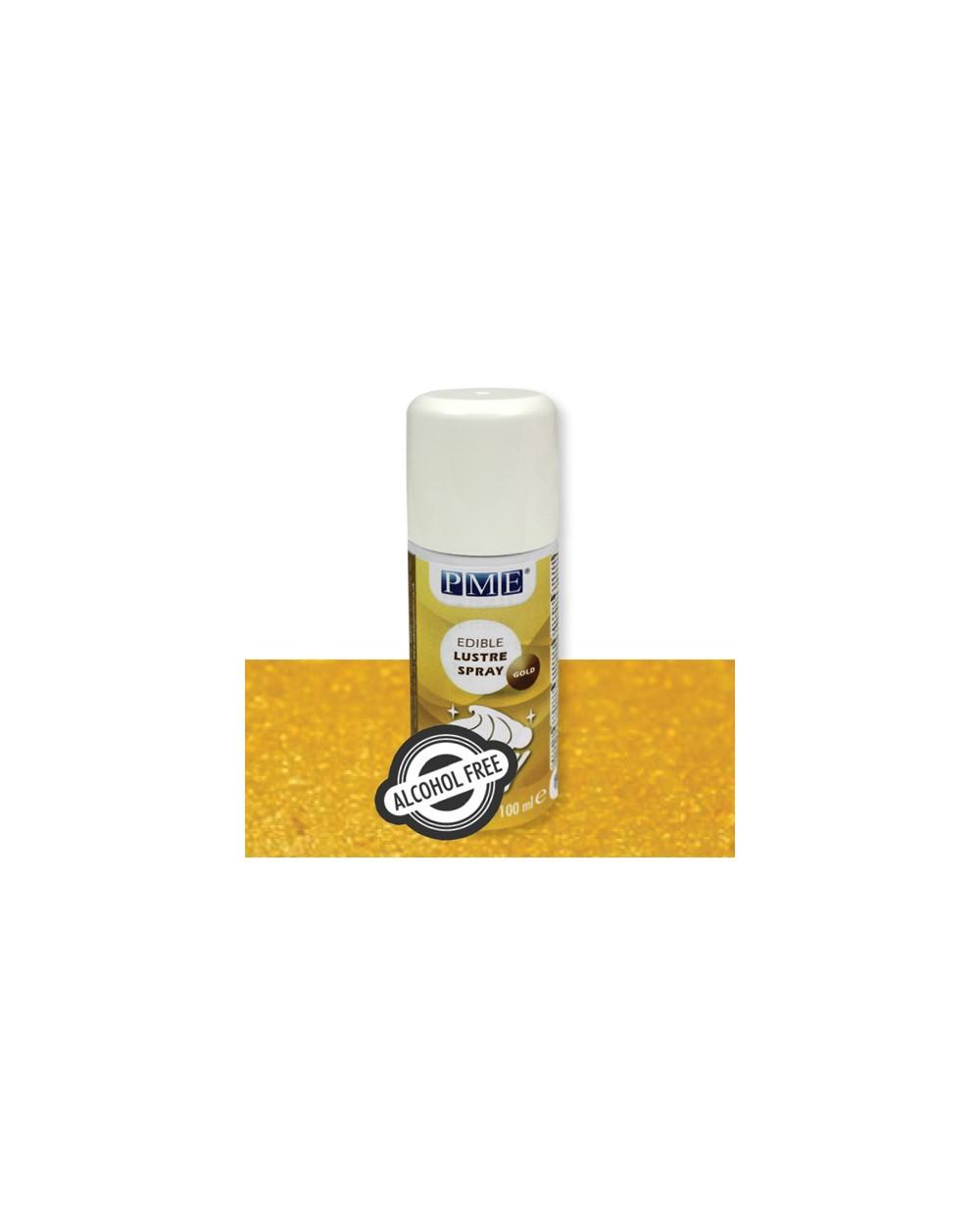 PME Spray Brillo ORO   100ml
