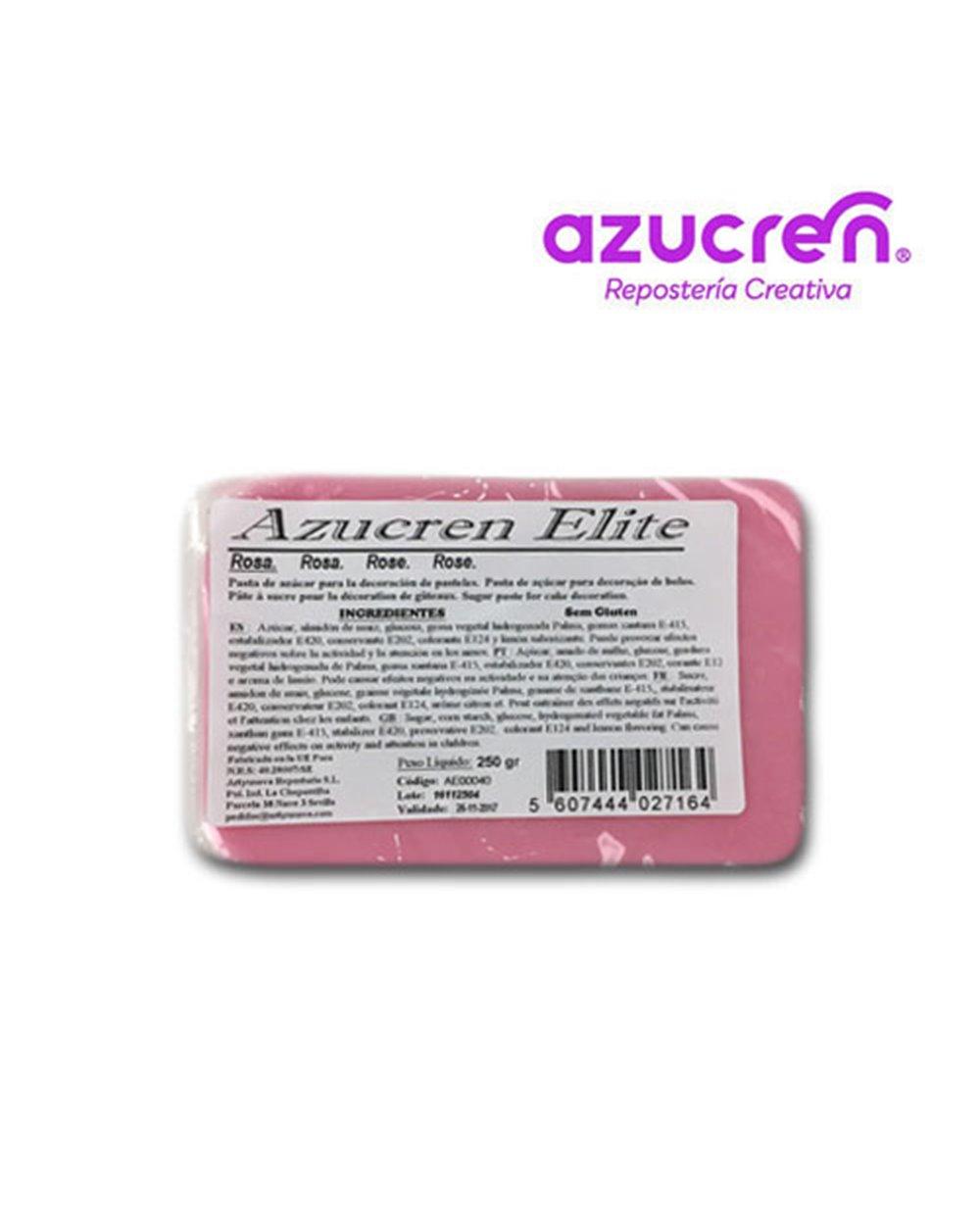 Azucren Rosa 250gr+