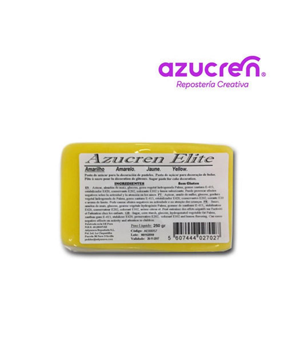 Azucren Amarillo 250gr+
