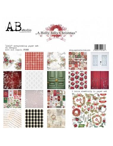 A Holly Jolly Christmas AB STUDIO...