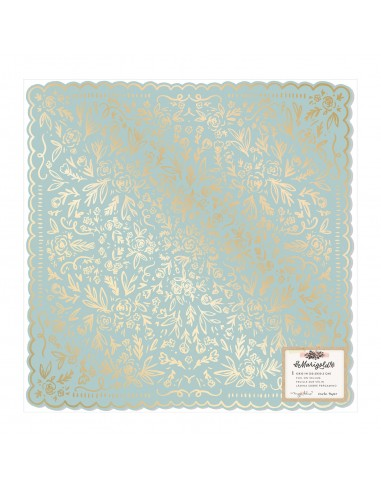 PAPEL ESPECIAL SO SWEET MARIGOLD