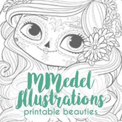 Maria Medel Ilustrations